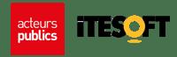 Logo Acteur Publics X ITESOFT